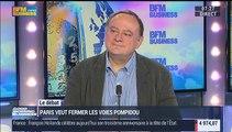"""Jean-Marc Daniel: Voies Pompidou: """"Il faut adapter les villes à l'automobile"""" – 06/05"""