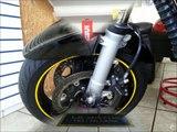 LR Motos - Revisão de Moto - Suzuki Bandit 1200 Preta de Placa - 0659