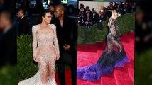 Les styles de Beyoncé, Rihanna, Madonna et d'autres au Met Gala au cours des ans
