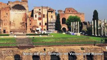 The Ancient Ruins of Rome, Italy: The Colosseum, The Forum, Trajan's Market and The Palatine