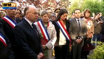 Bagneux: après sa dégradation, une nouvelle stèle en mémoire d'Ilan Halimi