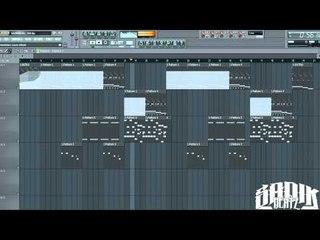 Powerful Hard Gangsta Rap Instrumental [FREE BEAT]