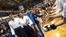 INVASION d'Enfants au Paris Levallois Basket et LSC