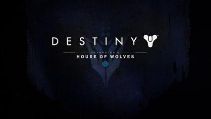 Destiny La Maison Des Loups : Teaser du nouveau mode coopératif, La Prison Des Vétérans de Destiny