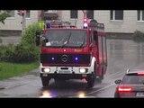 LF 16/12 FF Gera-Langenberg + LF 16-TS FF Gera-Mitte + MZF BF Gera + LF 10/6 FF Gera-Aga + RTW DRK