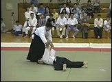 Spectacular Daito-ryu Aiki Budo Demonstration with Katsuyuki Kondo (1995)