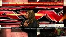 Smackdown Vs Raw 2011 - Road To Wrestlemania - Chris Jericho Vs Triple H Backstage