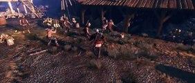 The Witcher 3 : Wild Hunt - Monster : les monstres du jeu en vidéo