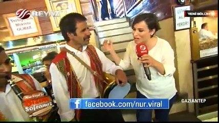 Nur Viral ile Bizim Soframız 06.05.2015 Gaziantep