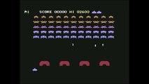 AVENGER C64 commodore 1983 (space invaders clone) CLASSIC RETRO VIDEO GAME