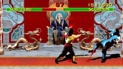 Especial Mortal Kombat