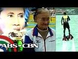 Bandila: Burger-eating challenge; Centenarian grandma sets new swimming record; Aqua sports in Davao