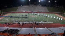 Clements High School Marching Band-Sam Houston Marching Competition 2014
