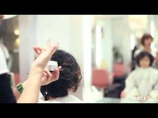 Hair Make Over   Short Hair