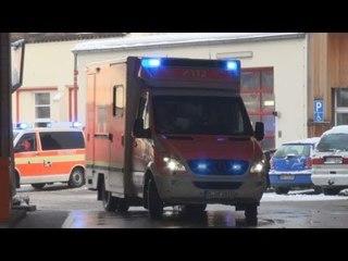 Rettungsdienst BF Düsseldorf FW 1
