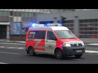 3x NEF BF Köln FW 1 Innenstadt