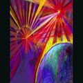 VERY DEEP MEDITATION EXPERIENCE 1 - Relaxing Voice - Creative Speed Painting - Brahma Kumaris