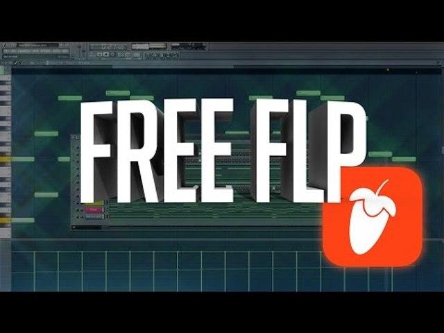 Trap FLP FREE - Hard Trap Beat Instrumental + FL Studio File Download | Tutorial