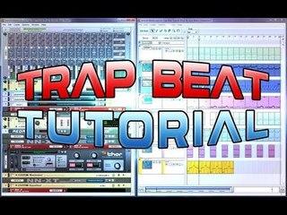 TUTORIAL: TRAP BEAT / RAP IN REASON 5 [FREE DL] *RPS*