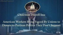 Union Workers Deserve The Choice To Decide Whether Their Hard-Earned $$ Fund Political Activity