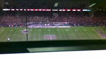 Swaying Pressbox at Kyle Field