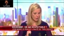 J.M.Lepen quenelle Valls et soutient Dieudonné !