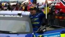 WRC Rally Crash Music Video - RUSH Workin' Them Angels