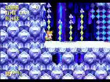 Sonic 3 & Knuckles - Tails use Knuckles' path