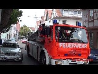 [Feuerwehr Gerlingen] - NOTRUF/ALARMIERUNG - [+ eintreffende Einsatzkräfte] [+ Rettungsmaßnahmen]