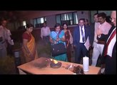 Prof.Petrik presentation on Graphene, water purification technology at, Transport bhawan, New Delhi