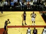 Blazer Fans Boo Kobe then he dunks!! MVP MVP MVP!
