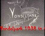Amsterdam, 1938, Vliegenbos, Vondelpark