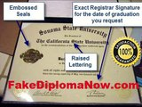 Order Fake Diplomas Online - Most Authentic Novelty Degrees on the internet