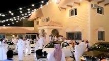 Mariage Saoudien rythmé par le fusil AK47