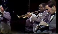 Louis Armstrong - Basin Street Blues - 1964