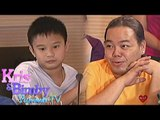 Bimby reveals something about Darla