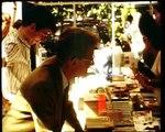 Amsterdam 1981 Vondelpark hippy scene.  Uitmarkt