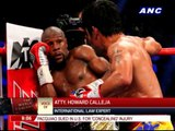 Lawsuit vs Pacquiao won't prosper, legal expert says