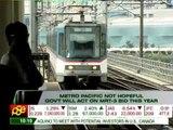MPIC not hopeful gov't will act on MRT bid this year
