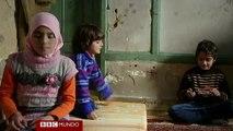 Siria: los niños de la guerra - BBC Mundo