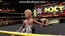 WWE NXT Hideo Itami vs Tyler Breeze,May 6, 2015