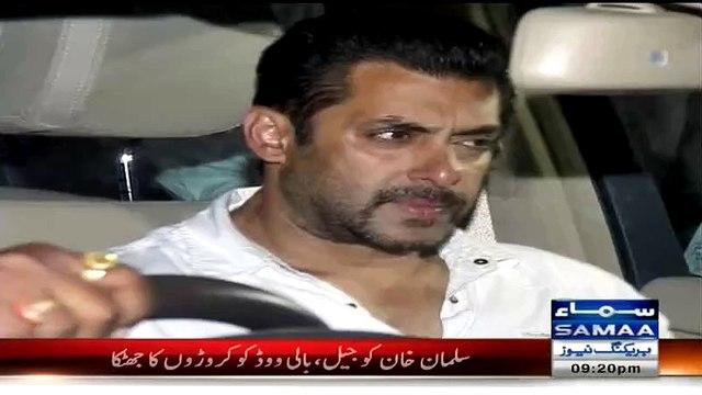 ▶ Salman Khan Ki Saza Per Kashmala Tariq Ka Bayan-Does This Suits Our Politicians -