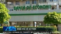 Banca Naţională a ştiut despre furturile de miliarde din sectorul bancar. Mişmaşurile au fost cunoscute şi de membrii Comitetului Naţional de Stabilitate, în frunte cu fostul premier Iurie Leancă.
