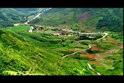 007 Ha Giang to Meo Vac Lower Route.avi