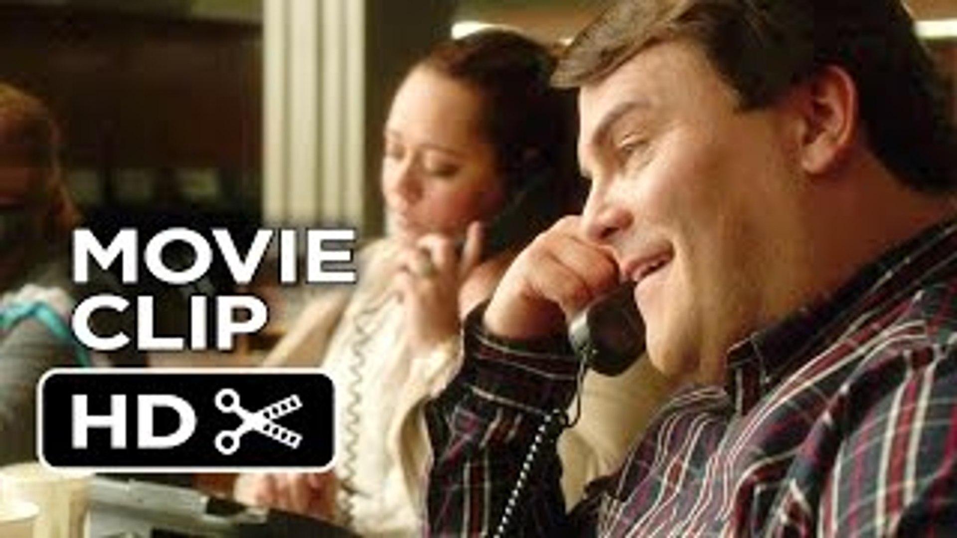 The D Train Movie CLIP - Cold Calls (2015) - Jack Black Comedy HD