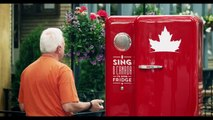 The Beer Fridge - O Canada | Molson Canadian