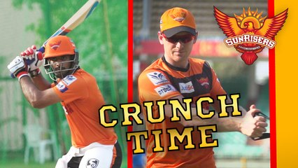 Crunch Time for SRH: Join The Orange Army in the nets as they train harder than ever