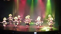 Miss Elégance Inter 2015 - 02 Danse tahitienne