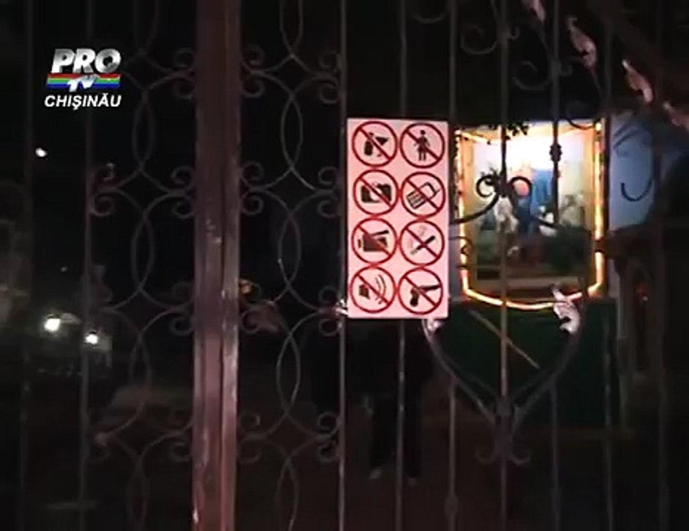 CAMERA ASCUNSA Scene de groaza la Manastirea Saharna (PROTV)