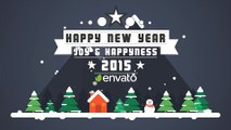 After Effects Project Files - Elegant Christmas Greetings - VideoHive 9864304